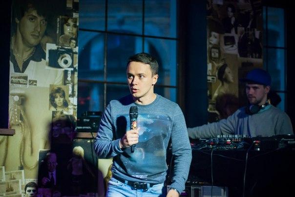 Фотоотчёт Открытый микрофон Stand Up - Кафе DEL
