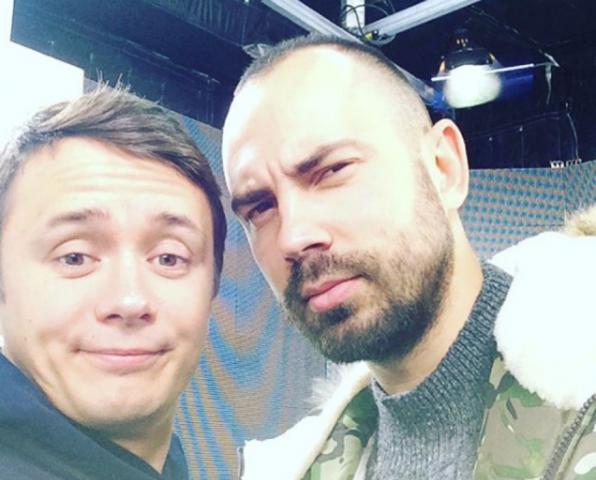 Андрей Бедняков и Илья Соболев